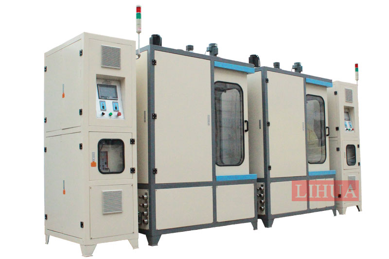 CNC Vertical Shaft Quenching Equipment