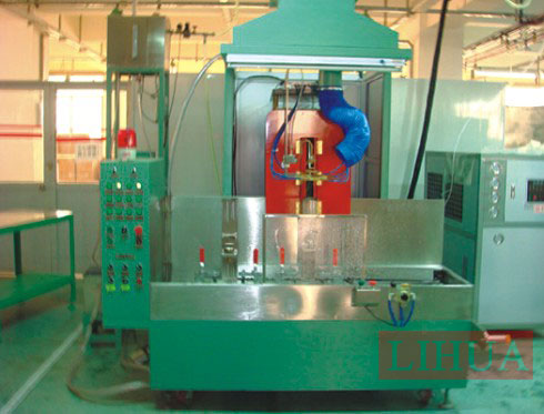 Four-Way Valve Brazing Machine