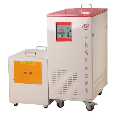 LHM-160AB  Medium Frequency Induction Heating Machine