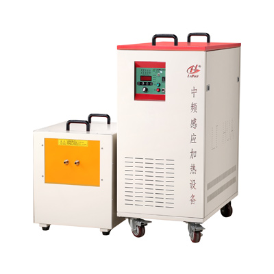 LHM-90AB  Medium Frequency Induction Heating Machine